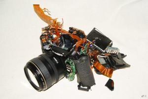 поломки фотоаппаратов киев